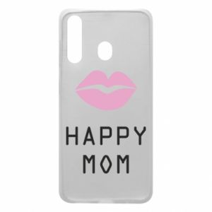 Phone case for Samsung A60 Happy mom - PrintSalon