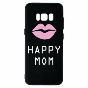Etui na Samsung S8 Happy mom - PrintSalon