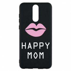 Phone case for Huawei Mate 10 Lite Happy mom - PrintSalon