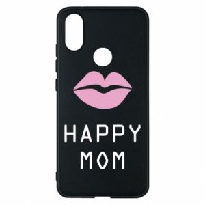 Phone case for Xiaomi Mi A2 Happy mom - PrintSalon