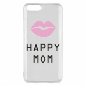 Phone case for Xiaomi Mi6 Happy mom - PrintSalon