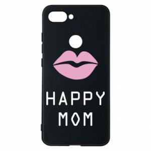 Phone case for Xiaomi Mi8 Lite Happy mom - PrintSalon