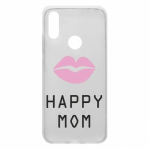 Phone case for Xiaomi Redmi 7 Happy mom - PrintSalon