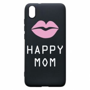 Phone case for Xiaomi Redmi 7A Happy mom - PrintSalon