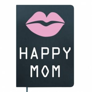 Notepad Happy mom - PrintSalon