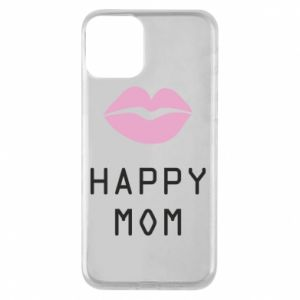 Etui na iPhone 11 Happy mom