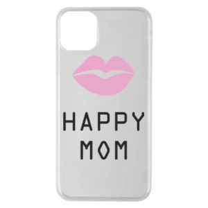 Etui na iPhone 11 Pro Max Happy mom