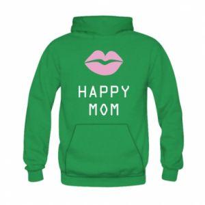 Kid's hoodie Happy mom
