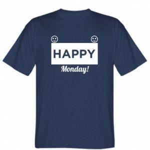 Koszulka Happy Monday