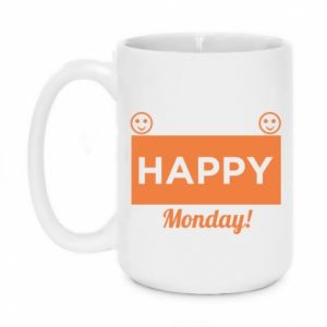 Kubek 450ml Happy Monday