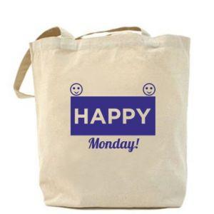 Torba Happy Monday