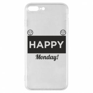 Etui na iPhone 7 Plus Happy Monday