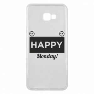 Etui na Samsung J4 Plus 2018 Happy Monday