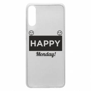 Etui na Samsung A70 Happy Monday