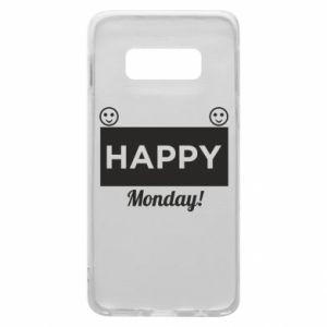 Etui na Samsung S10e Happy Monday