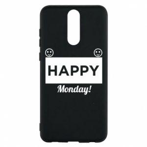 Etui na Huawei Mate 10 Lite Happy Monday