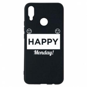 Etui na Huawei P Smart Plus Happy Monday