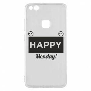 Etui na Huawei P10 Lite Happy Monday