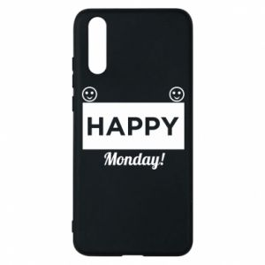 Etui na Huawei P20 Happy Monday