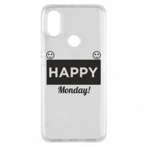 Etui na Xiaomi Mi A2 Happy Monday