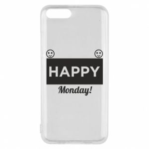 Etui na Xiaomi Mi6 Happy Monday