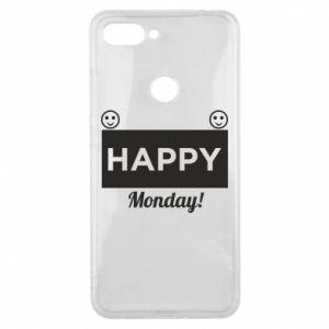 Etui na Xiaomi Mi8 Lite Happy Monday