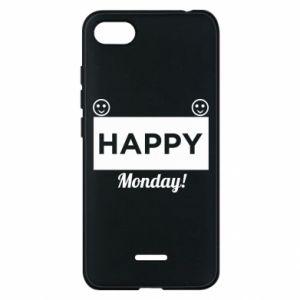 Etui na Xiaomi Redmi 6A Happy Monday