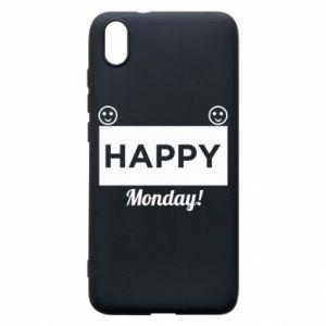 Etui na Xiaomi Redmi 7A Happy Monday