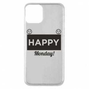 Etui na iPhone 11 Happy Monday