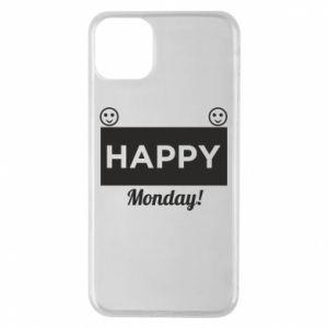 Etui na iPhone 11 Pro Max Happy Monday