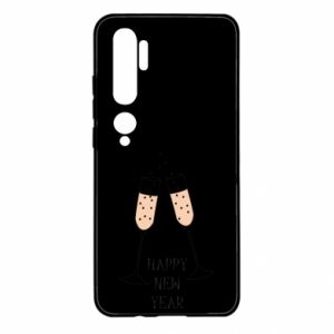 Xiaomi Mi Note 10 Case Happy New Year