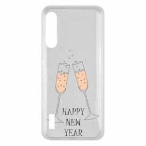 Xiaomi Mi A3 Case Happy New Year