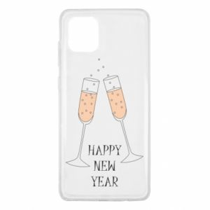 Samsung Note 10 Lite Case Happy New Year