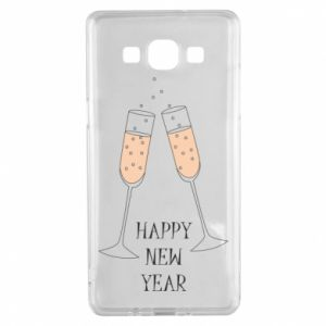 Samsung A5 2015 Case Happy New Year