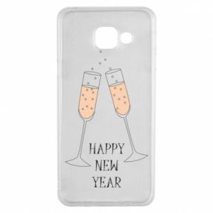 Samsung A3 2016 Case Happy New Year