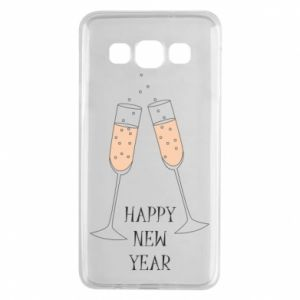Samsung A3 2015 Case Happy New Year