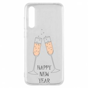 Huawei P20 Pro Case Happy New Year