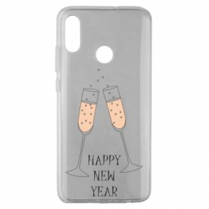Huawei Honor 10 Lite Case Happy New Year