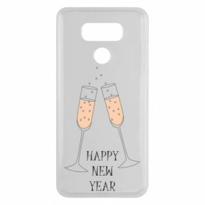 LG G6 Case Happy New Year
