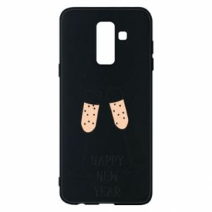 Phone case for Samsung A6+ 2018 Happy New Year