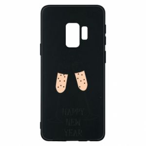 Phone case for Samsung S9 Happy New Year