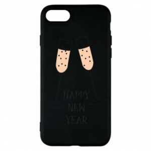 Phone case for iPhone 8 Happy New Year
