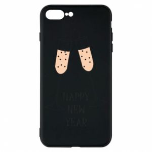 Phone case for iPhone 8 Plus Happy New Year