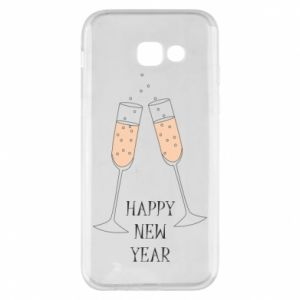 Phone case for Samsung A5 2017 Happy New Year