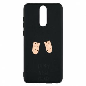 Phone case for Huawei Mate 10 Lite Happy New Year