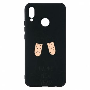 Phone case for Huawei P20 Lite Happy New Year