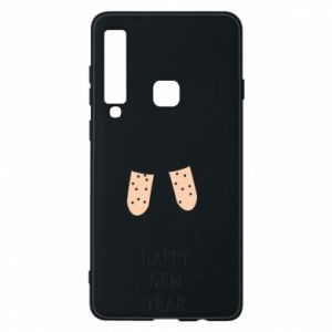 Phone case for Samsung A9 2018 Happy New Year
