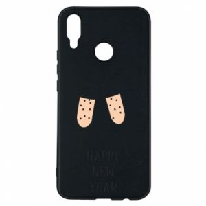 Phone case for Huawei P Smart Plus Happy New Year