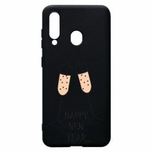 Phone case for Samsung A60 Happy New Year