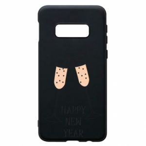 Phone case for Samsung S10e Happy New Year